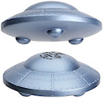 Flying Saucer Stress Balls